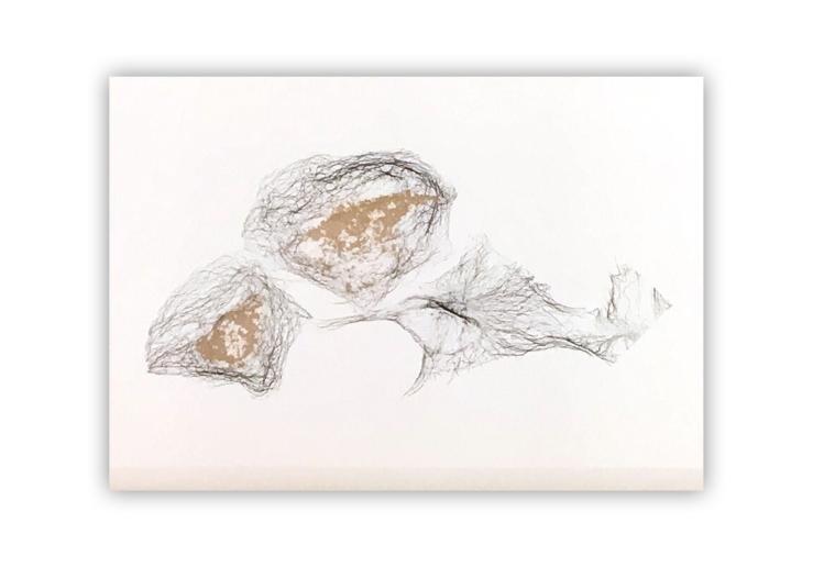 Pareidolia V (La Maja)