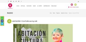 Agitación y Cultura 27 03 18 Canal Extremadura