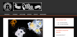 Arte literatura y feminismo con Cristina Jaén y Eduardo Irujo – Radio Topo